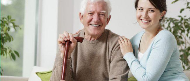 Neuigkeiten auch für diesen Senior bringt das neue Pflegestärkungsgesetz II seit Anfang 2017